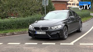 2015 BMW M3 DCT (431hp) - DRIVE & SOUND (1080p)