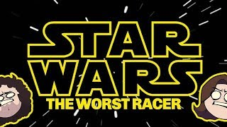 STAR WARS: THE WORST RACER