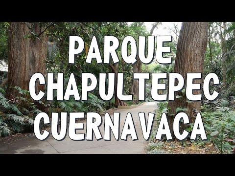 Parque Ecológico Chapultepec CUERNAVACA MORELOS