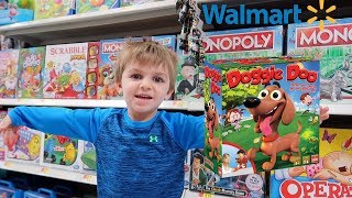 Shopping For Gross Games At Walmart!