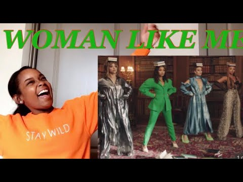 Little Mix - Woman Like Me (Official Video) ft. Nicki Minaj REACTION