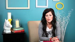 "Kari Jobe - The Story Behind ""Steady My Heart"""