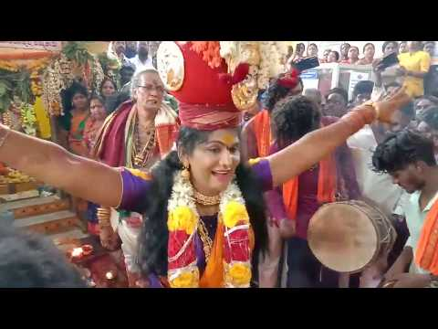 Secunderabad Ujjaini Mahankali Bonalu 2019 || Jogini Shyamala Dance at Secunderabad || Secunderabad