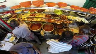 Malaysia Travelogue: Nasi Kandar Line Clear Penang Island