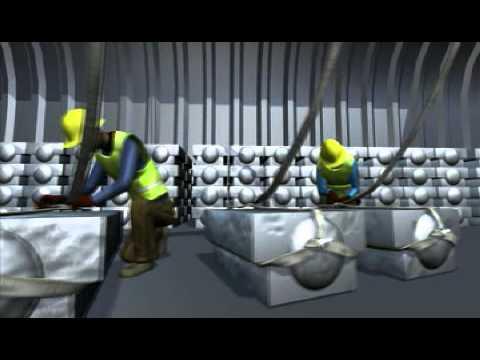 NMSA - Longshore Safety Video #5 - Improperly Slung Cargo
