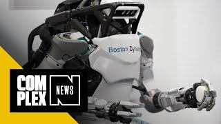 Boston Dynamics' Evil-Looking Robots Now Run, Jump, and Climb