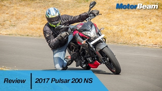 2017 Pulsar 200 NS Review - 7 Changes | MotorBeam