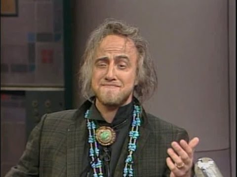 Chris Elliott as Marlon Brando Collection on Late Night, 198788