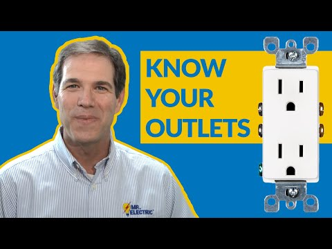 Types Of Electrical Outlets \u0026 How They Work | Mr. Electric