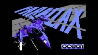 Parallax - C64 [chris poacher
