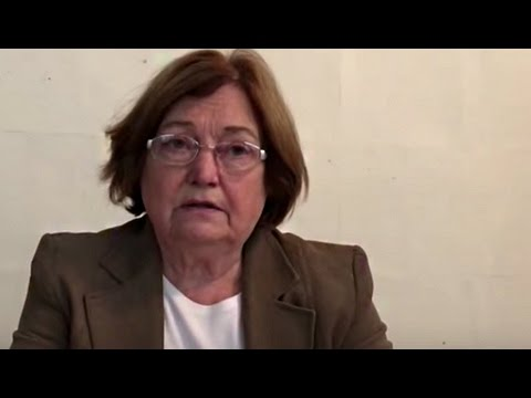 The People's Tribunal on the Iraq War, Day Two: Mairead Maguire