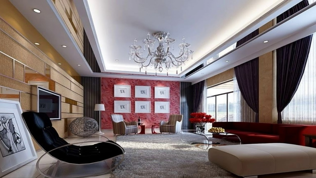 Perfect 50 Gypsum Board Ceiling Design For Living Room ...