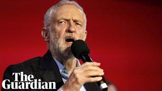 Jeremy Corbyn on the election campaign trail - watch live