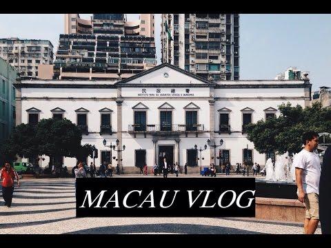 Macau Vlog | 2017
