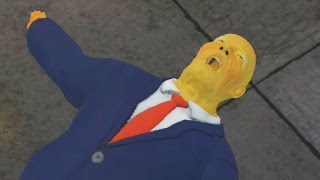 LAS MUERTES DE DONALD TRUMP !! - Mr. President | Fernanfloo