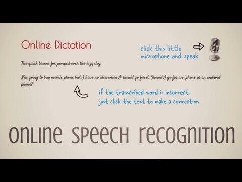 Dictation Is a Free, Easy-to-Use Speech-to-Text App for Chrome