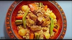 Recette De Couscous Tunisien Bien Détaillé De A à Z