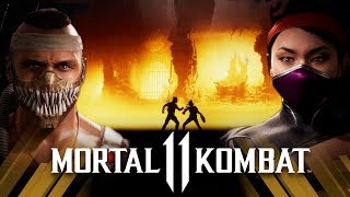 Mortal Kombat 11 - Kabal Vs Kitana (Very Hard)