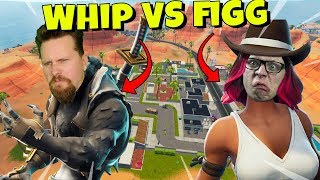 WHIPPIT VS FIGGEHN I FORTNITE *PARADISE PALMS* Playground