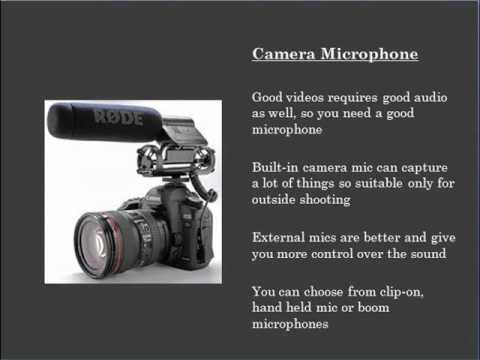 Essential Digital Video Equipment
