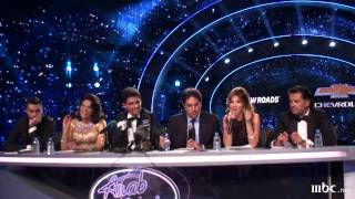 Arab Idol - المؤتمر الصحفي بعد فوز محمد عساف