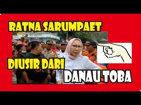 Ratna Sarumpaet Diusir Keluarga Korban KM Sinar Bangun di Pelabuhan Tigaras