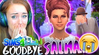 GOODBYE SALMA...? 😱 (The Sims 4 IN THE SUBURBS #31! 🏘)