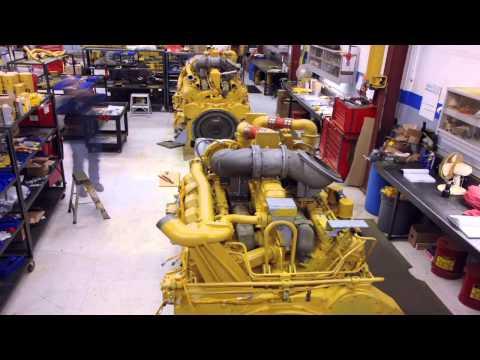 B&G Machine - Building the 3524