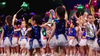 元朗公立中學校友會劉良驤紀念幼稚園畢業典禮2016精華片段