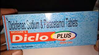 Diclo Plus Tablet - Uses, Side-effects, Reviews, and Precautions