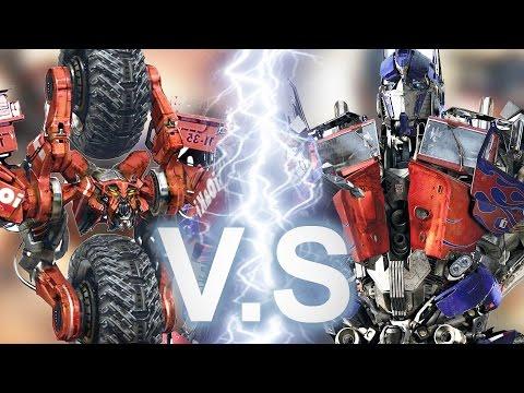 OPTIMUS PRIME VS DEMOLISHOR Epic Battle | Transformers Revenge of the Fallen