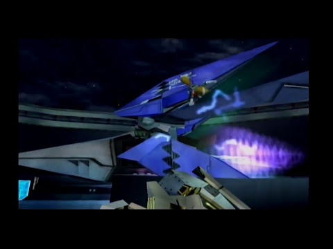 Star Fox Assault Long Play (GameCube)