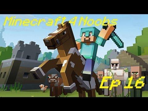 """[Minecraft For Noobs] [tập 16] """"Cách cường hóa vật dụng lv.30"""""""