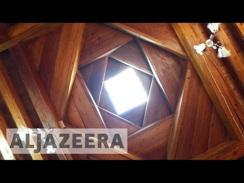 Tajikistan's traditional building style withstands earthquakes