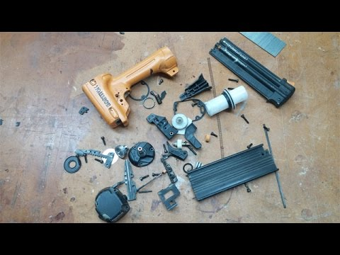 Bostitch d nailer repair ? on
