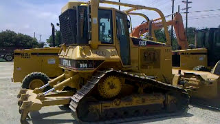 Caterpillar (Cat) D5 XL Dozer (heavy construction equipment)