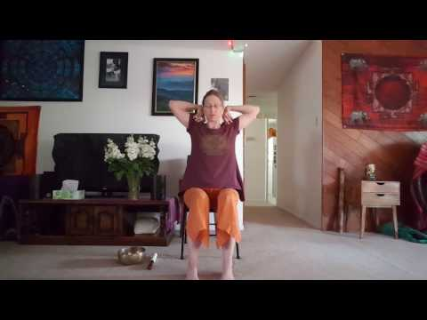 Chair Yoga with Marg Pedroza
