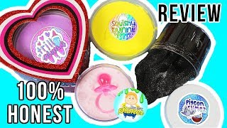 100% HONEST SLIME SHOP REVIEW!!! 💯💦