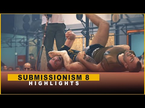 Submissionism #8 Highlights