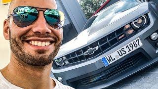 Meinen Camaro besucht 😍 Nissan GTR 2750 PS!!!