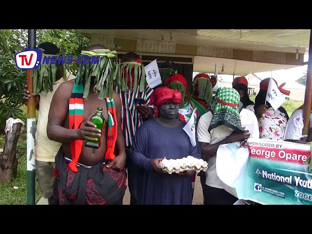 NDC MEMBERS CURSE EC AND NPP OVER LIMITED VOTERS' REGISTRATION