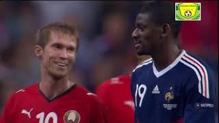 03 09 2010 ОЧЕ 2012 Франция Беларусь 03 09 2010 QEC 2012 France vs Belarus