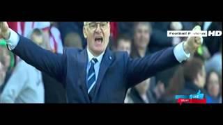vuclip Jamie Vardy Second Goal   Sunderland vs Leicester City 0-2 2016