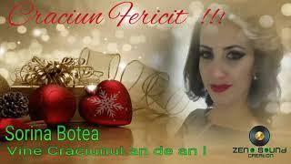 Sorina Botea - Vine Craciunul an de an ! Colind de Craciun ( COVER )