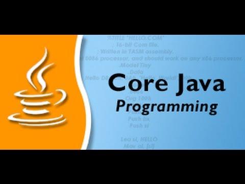 5.Data Types in Java Programming Language