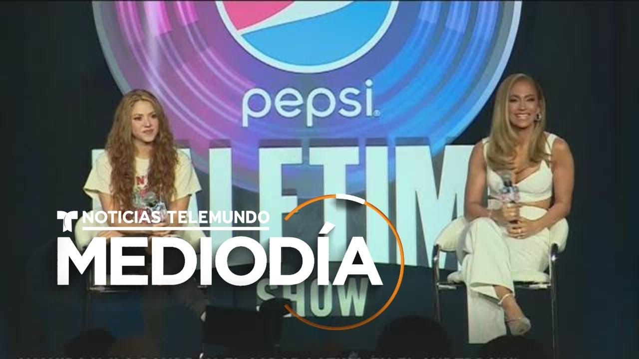 Download Shakira y Jennifer Lopez orgullosas de dar toque latino al Super Bowl 2020   Noticias Telemundo