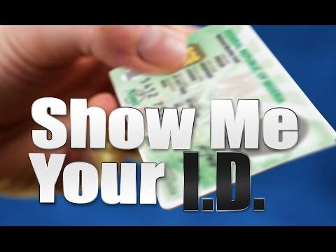 Show Me Your I.D. - Pastor Andre Martin - January 15th 2017