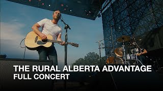 The Rural Alberta Advantage | CBC Music Festival | Full Concert
