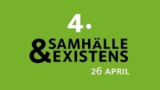 Samhälle & Existens, Kapitel 4, Dag 1