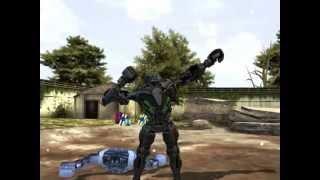 Real Steel Zeus VS Abandon NEW
